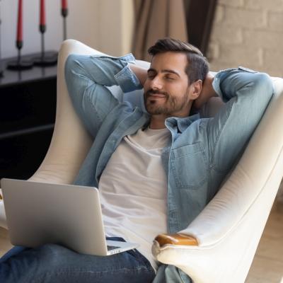 obiceiul relaxarii si recompensarii